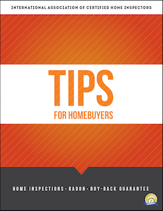 InterNACHI Tips for Homebuyers free copy
