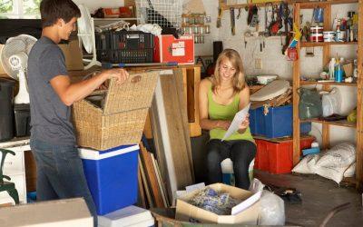 6 Garage Storage Solutions